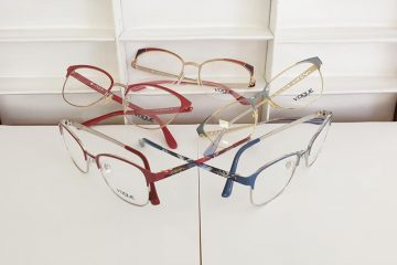 lunettes colorée